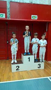 Séance escrime sportive loisir et compétition
